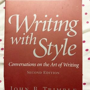 🤓WRITING WITH STYLE, lightly used